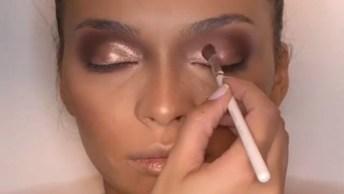 Antes E Depois Da Maquiagem, Mais Um Vídeo Para Te Deixar Em Choque!