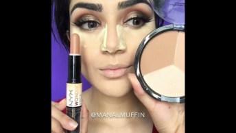 Aprenda A Fazer Os Contornos Para Finalizar Uma Maquiagem!