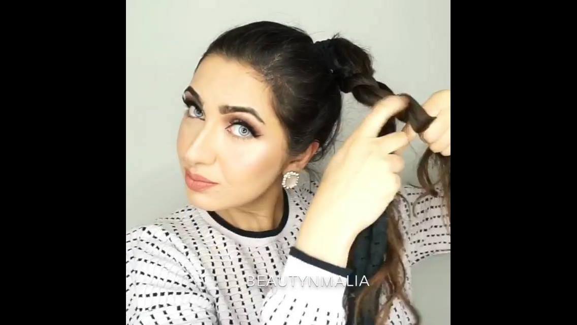 Aprenda a fazer vários penteados em você mesma