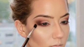 As Maquiagens Que Ela Faz Ficam Maravilhosas, Confira E Compartilhe!