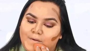 As Maquiagens Que Essa Mulher Faz São De Arrasar, Tem Até De Oncinha!
