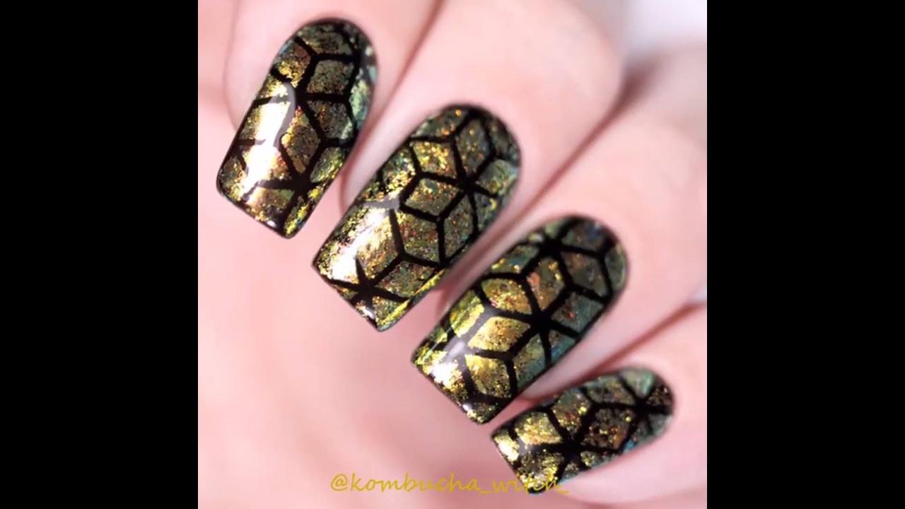 As melhores e mais bonitas unhas decoradas