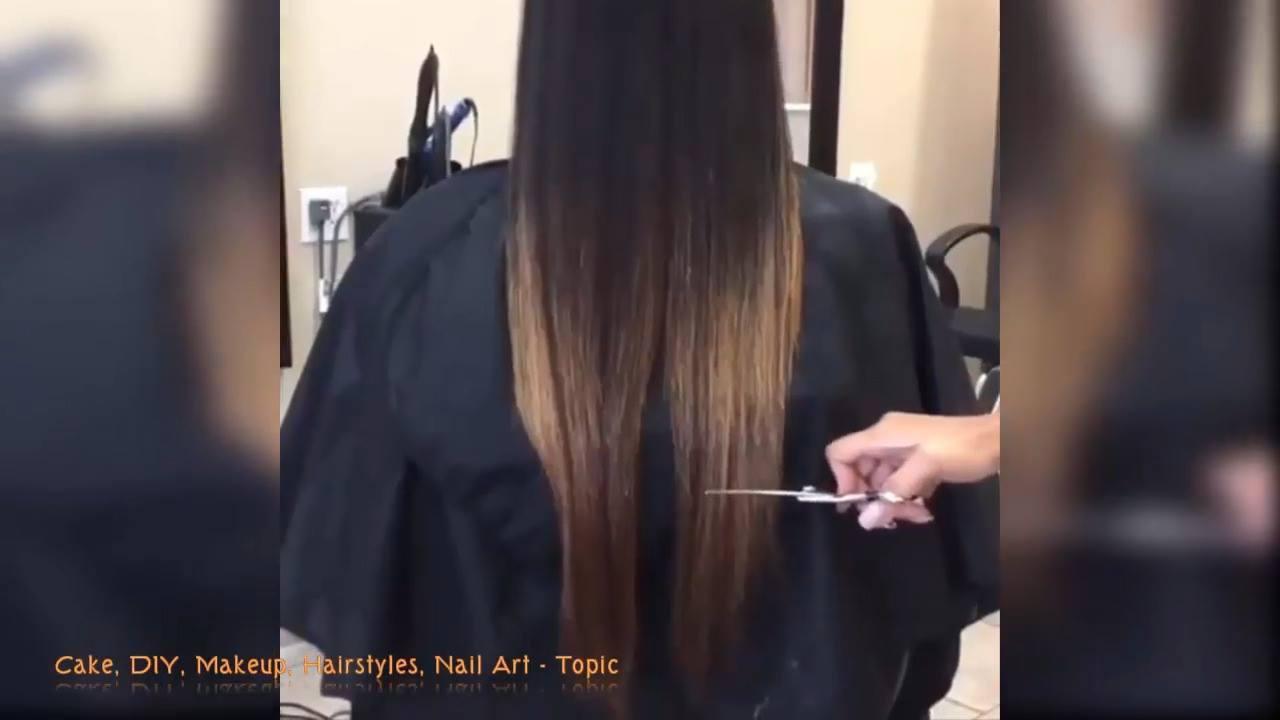 As transformações de cabelos mais incríveis de 2018