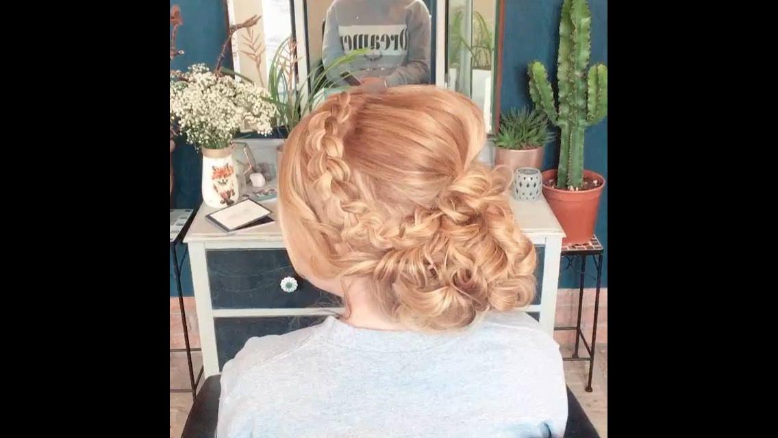 Cabelo com penteado preso, uma ideia que conquista as mulheres!