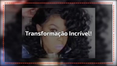 Cabelo Transformado Com Peruca Super Realista, Confira!