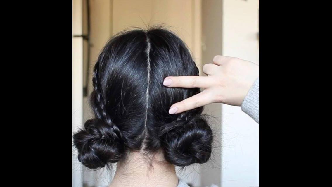 Como fazer um penteado simples e bonito