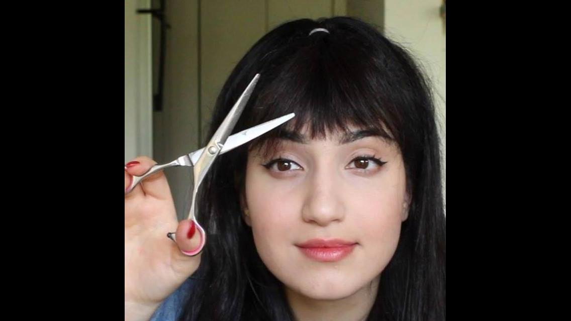 Como fazer uma franja sem precisar cortar o cabelo