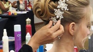 Coque Maravilhoso Para Noivas, Olha Só Que Espetáculo De Penteado!