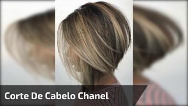 Corte De Cabelo Chanel De Pontas, Um Estilo Imponente, Confira!
