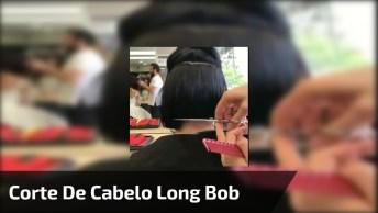 Corte De Cabelo Long Bob Curto, Simplesmente Perfeito Confira!
