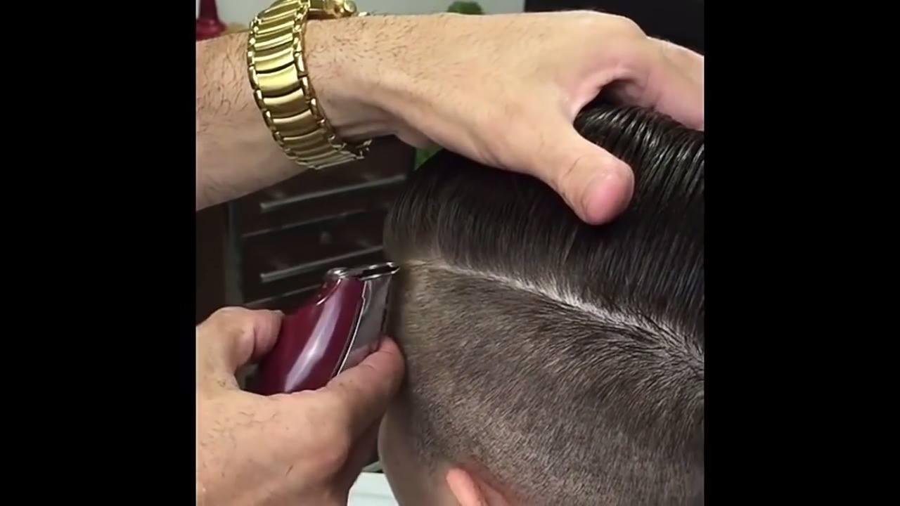 Corte de cabelo masculino lindo que deixa as mulheres babando