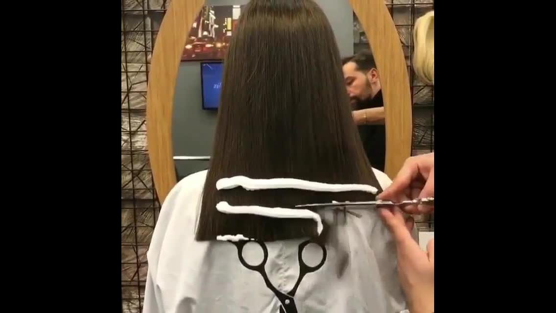 Corte de cabelo nos ombros lindo, vale a pena conferir esta transformação!!!