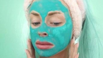 Cuidando Da Pele Para Ficar Linda Maquiada, Você Vai Amar O Resultado!