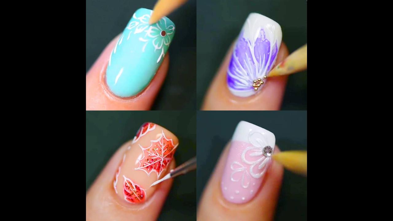 Decorações de unhas diferentes e divertidas