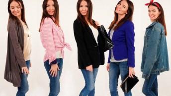 Dois Jeans Diferentes E Várias Formas De Usar, Vale A Pena Conferir!