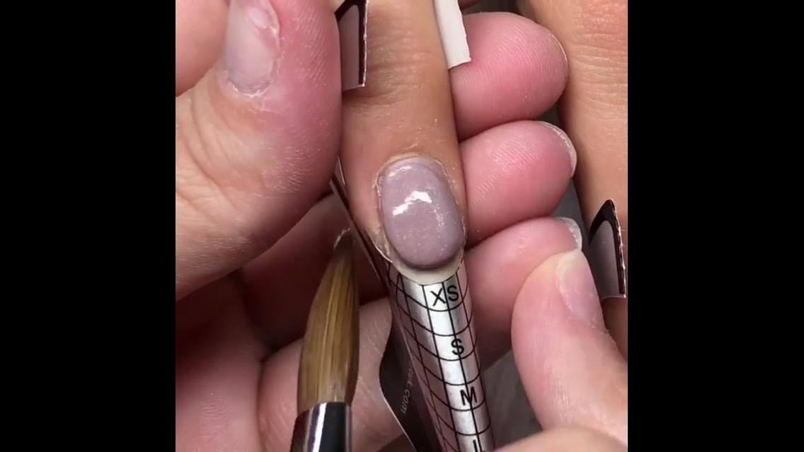 Escultura nas unhas, você vai se apaixonar por essa unha