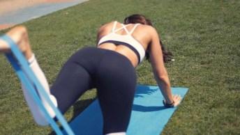 Exercícios No Parque - Chame A Amiga E Fiquem Em Forma Para O Verão!