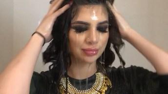 Fixador De Maquiagem Que Deixa Sua Make A Prova D'Água, Que Incrível!