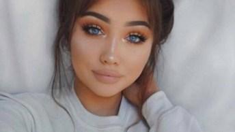 Fotos De Maquiagens Para Te Inspirar A Ficar Bonita Agora Mesmo!