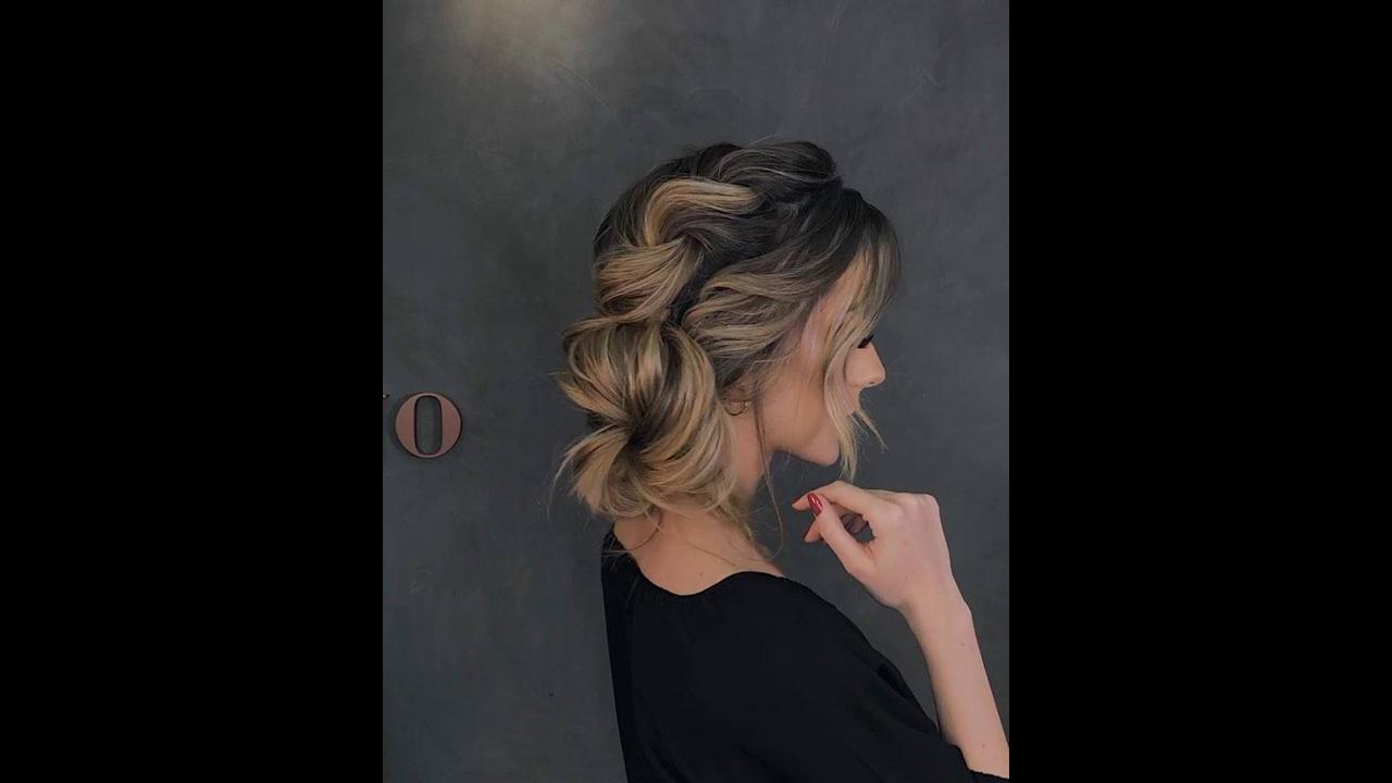 Ideia de penteado para te inspirar, se gostar