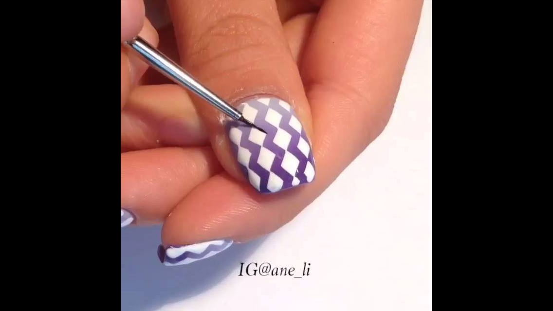 Ideias de decoração para unhas, todas elas são lindas, confira!