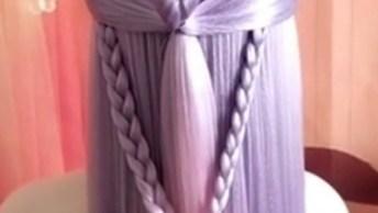 Ideias De Penteados, Veja As Variadas Formas De Ficar Com O Cabelo Impecável!