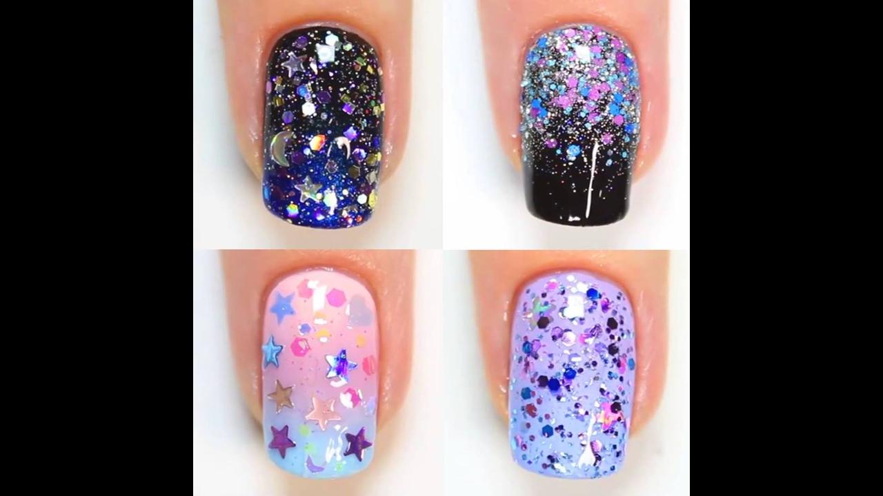 Ideias para decorar unhas, todas elas são perfeitas e você vai amar!