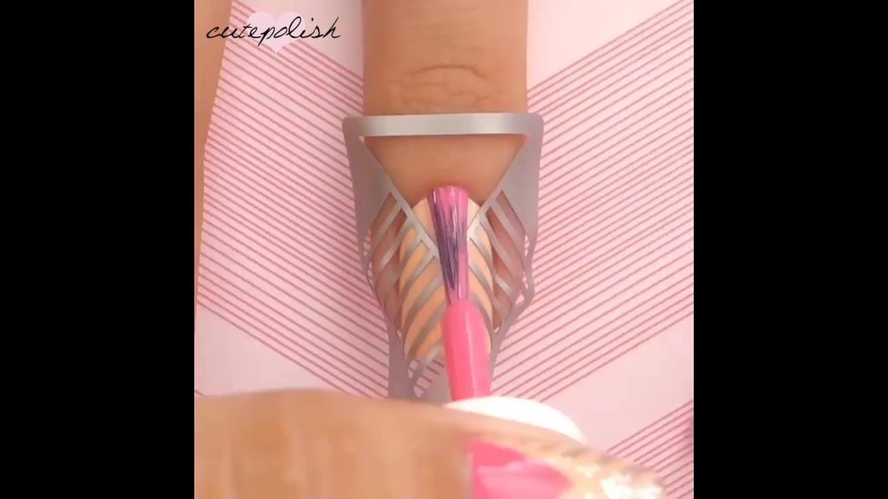Ideias para fazer decoração nas unhas