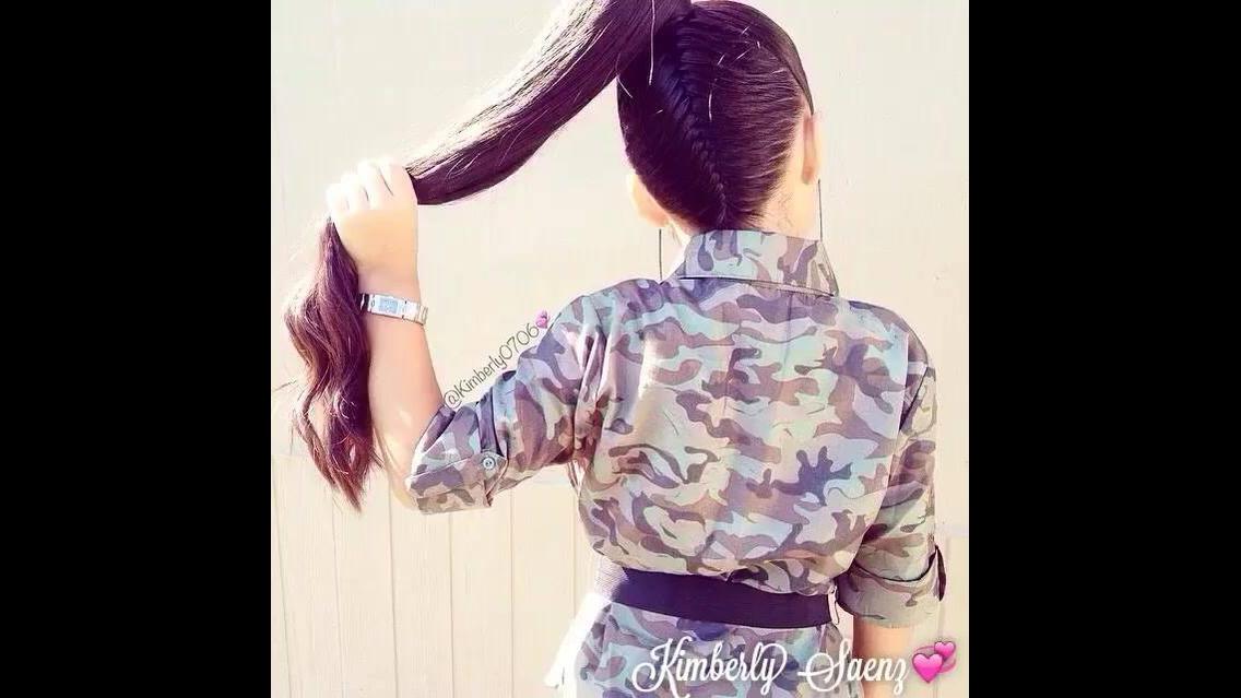 Imagens de penteados, é um mais bonito que o outro