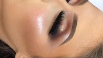 Inspiração De Make Para Formatura, Veja Que Perfeição De Sombra Esfumada!