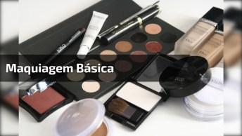 Inspiração De Maquiagem Básica Para O Dia A Dia, Você Sempre Linda!