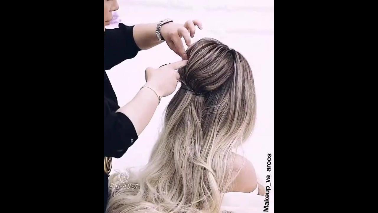 Inspiração de maquiagem e cabelo para noivas