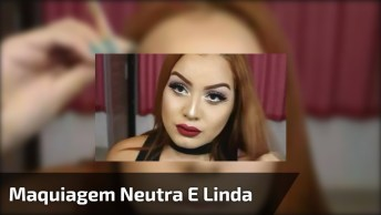 Inspiração De Maquiagem Linda Para Você Arrasar A Onde For!