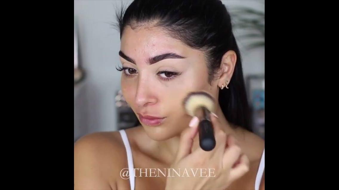 Inspiração de maquiagem linda, sem parecer que esta com make, confira!!!