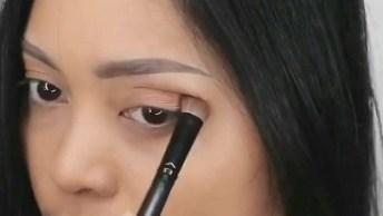 Inspiração De Maquiagem Natural Para Eventos Informais, Olha Só Que Linda!