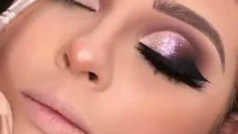 Inspiração De Maquiagem Para Eventos Especiais Como: Casamentos, Formaturas!