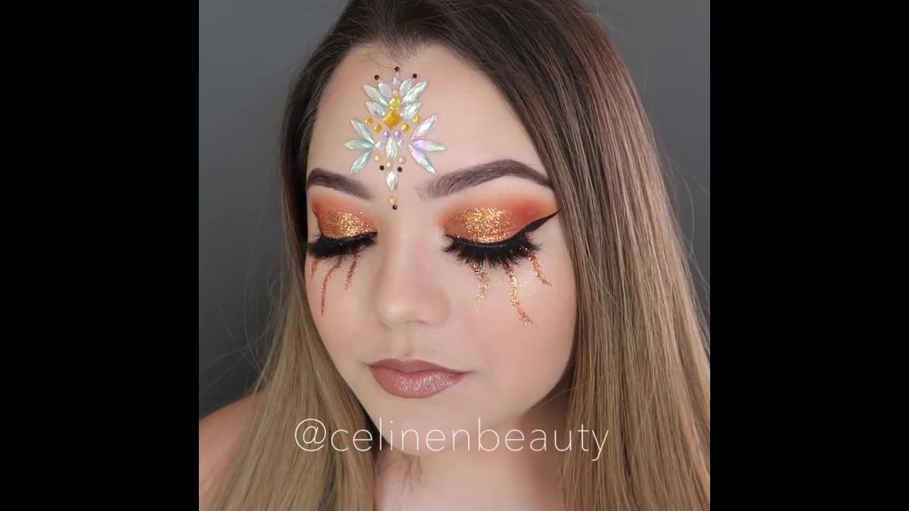 Inspiração de maquiagem para festa a fantasia