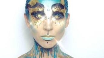 Inspiração De Maquiagem Para Festas A Fantasia, Olha Só Que Arraso!