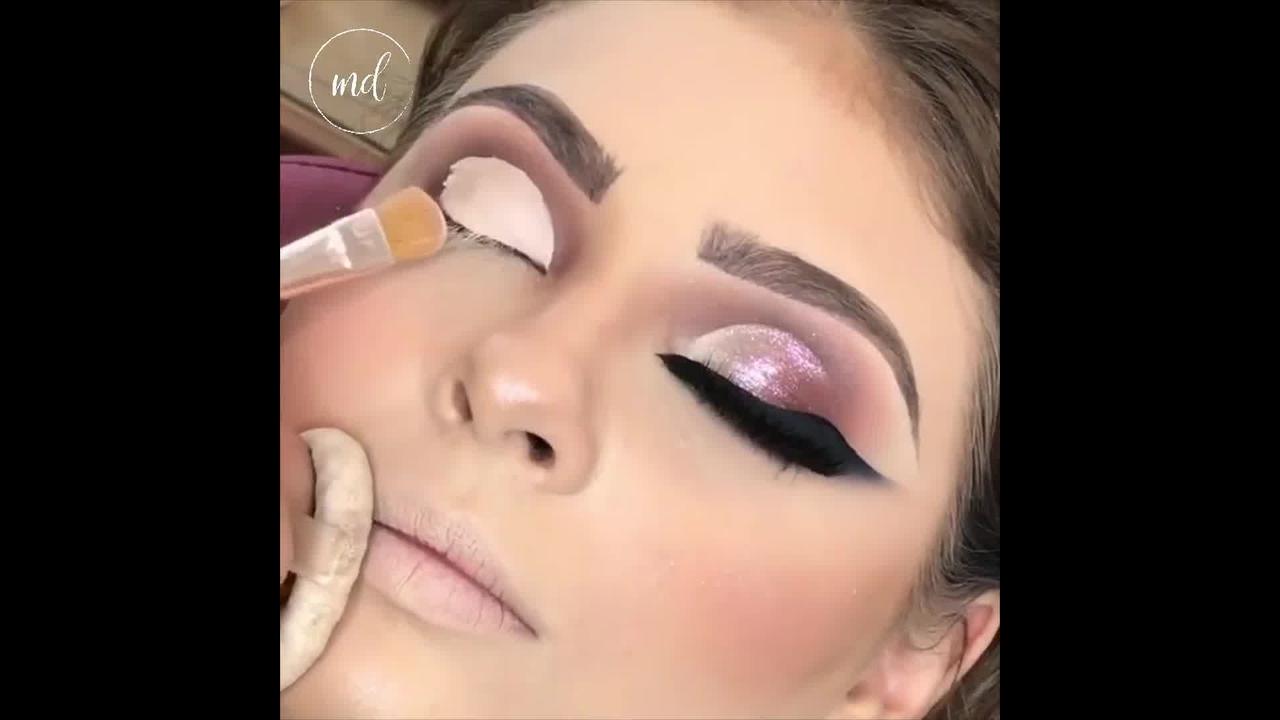 Inspiração de maquiagem para formandas de faculdade