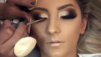 Inspiração De Maquiagem Para Formandas, Olha Só Esta Obra De Arte!