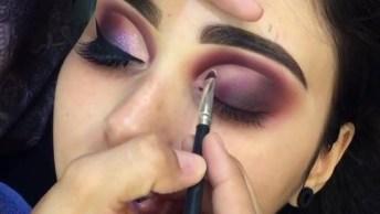 Inspiração De Maquiagem Para Formatura, Olha Só Estas Sombras!
