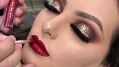 Inspiração De Maquiagem Para Formatura, Olha Só Que Espetáculo Esta Sombra!