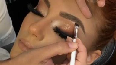 Inspiração De Maquiagem Para Formatura, Veja Que Linda Sombra!
