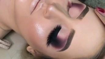 Inspiração De Maquiagem Para Formatura, Veja Que Lindo Este Esfumado!