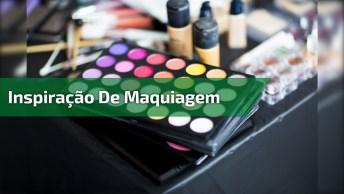 Inspiração De Maquiagem Para Garotas, É Uma Mais Linda Que A Outra!