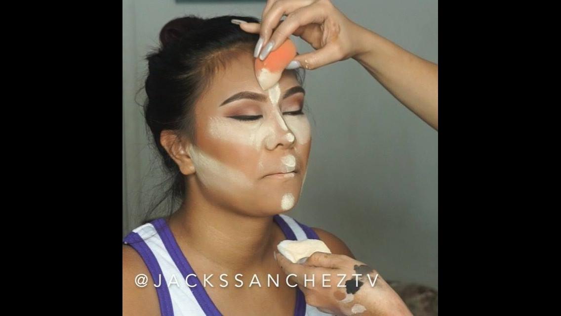 Inspiração de maquiagem para garotas