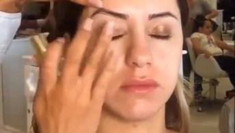 Inspiração De Maquiagem Para Madrinha De Casamento, Você Com Certeza Vai Gostar!