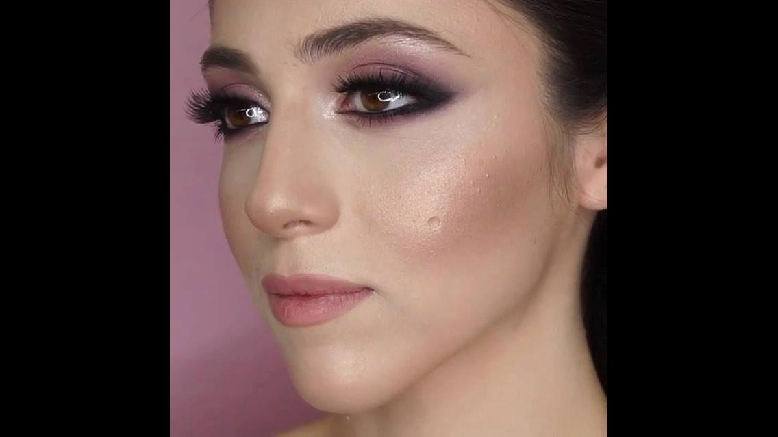 Inspiração de maquiagem para o dia