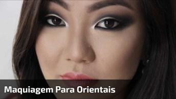 Inspiração De Maquiagem Para Orientais, Olha Só Estes Olhos Lindos!