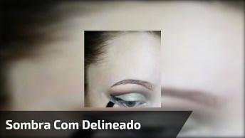 Inspiração De Maquiagem Para Os Olhos Lindíssima, Vale A Pena Conferir!
